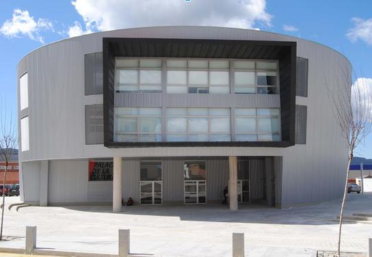 Kongresejo, Kulturpalaco en Herrera del Duque