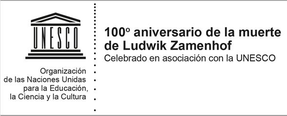 Unesco y centenario de Zamenhof